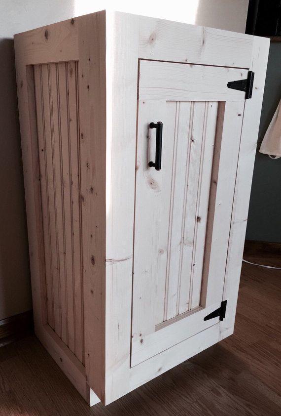 Custom, New, Handmade Bathroom Vanity   18W X 16D X 32H This Country  Bathroom