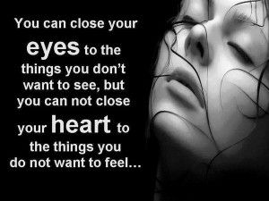 depression quotes hurting heart