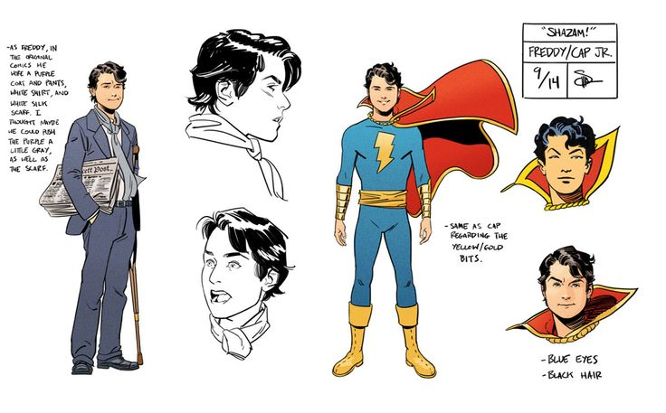 "Images for : Shaner Celebrates Captain Marvel's History In ""Convergence: Shazam"" - Comic Book Resources"