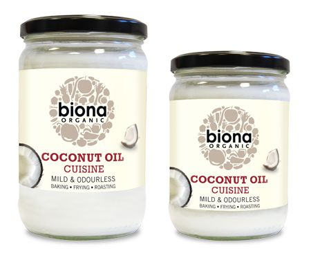 biona coconut oil - Google Search