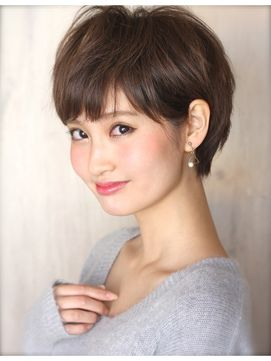 Hairstyles For Short Hair With Bangs 240 Best Hair & Beauty Images On Pinterest  Hair Cut Hairstyle