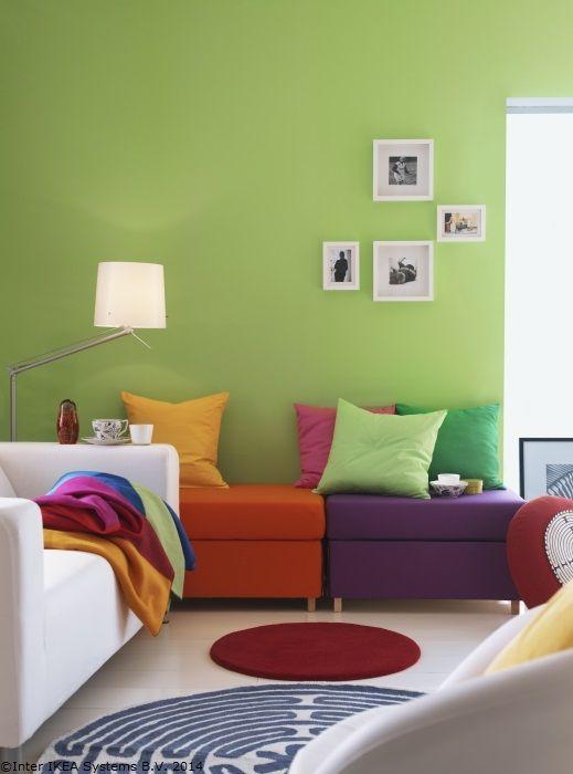 Pentru ca fiecare loc din casă să vibreze de culoare.