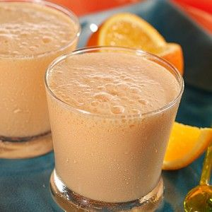Morir Soñando,(Die dreaming) is a popular beverage of the Dominican Republic