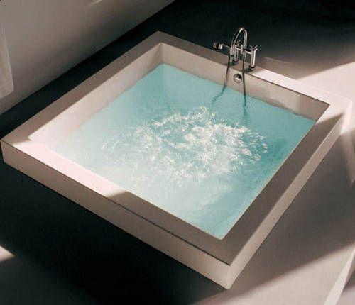Die besten 25+ große Badewanne Ideen auf Pinterest Master-Bad - whirlpool im wohnzimmer