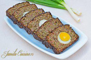 Reteta culinara Drob de pui din categoria Aperitive / Garnituri. Specific Romania. Cum sa faci Drob de pui