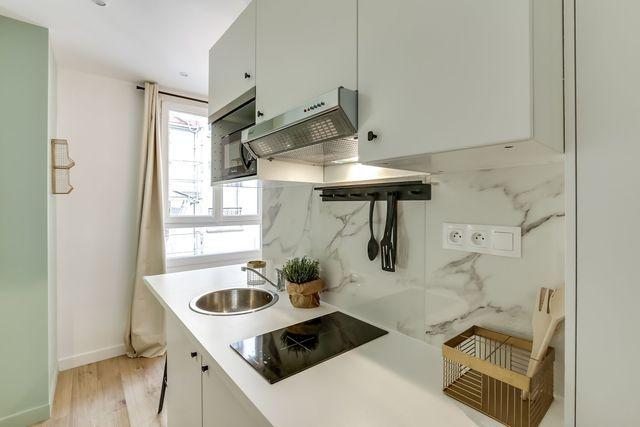Petites Cuisines De 4 M2 Plans D Amenagement Small Space