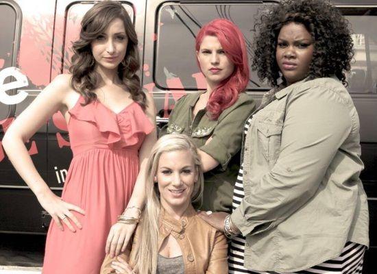 The girls of Girl Code.