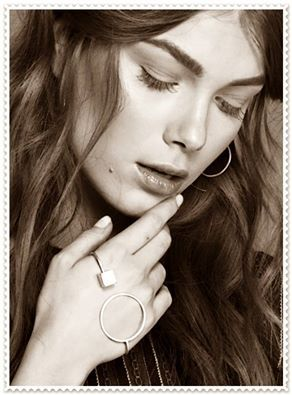 Sensual Silver.... Shop this bracelet only on http://cajun.ro/ #oanagalmati