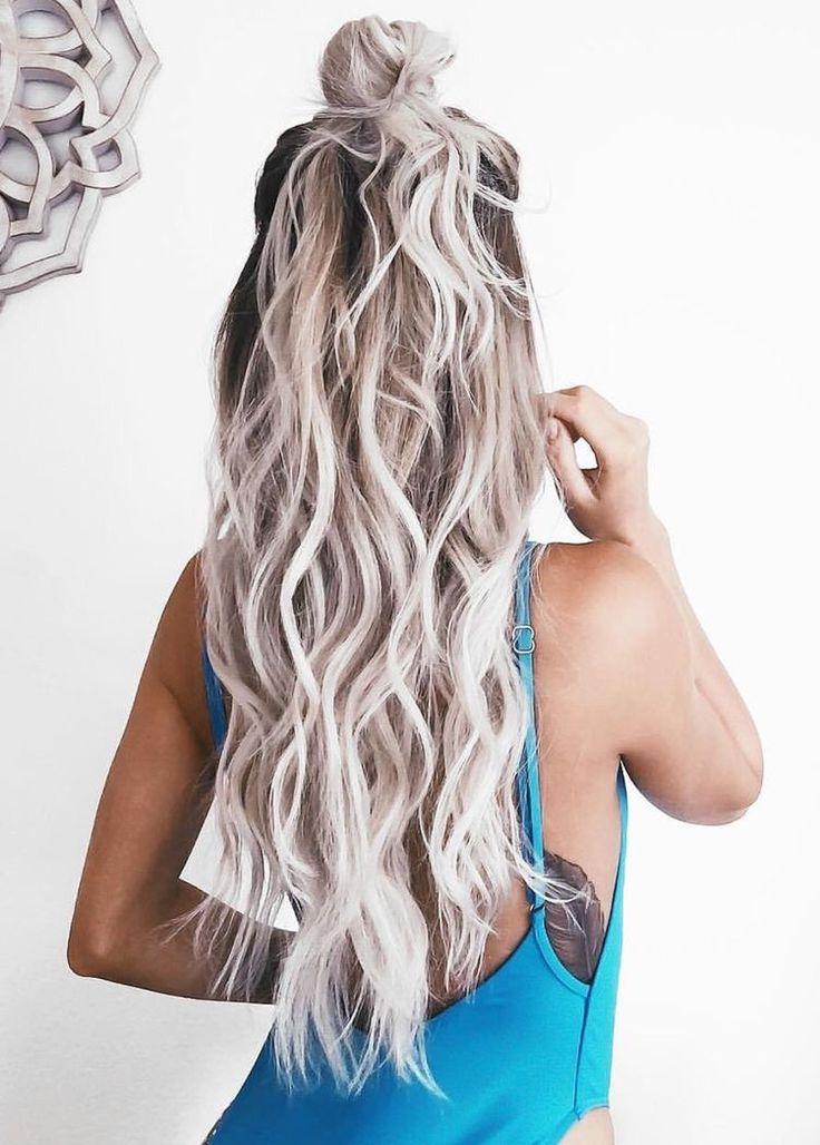 Pinterest| tcullinane99•☾ | Hair | Pinterest | Haar ... Uberhaxornova Tumblr Long Hair