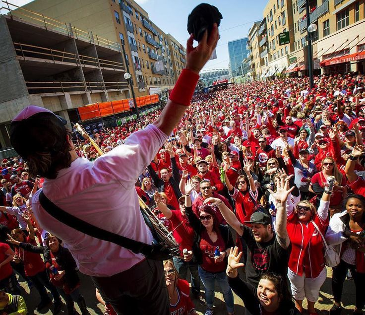 Heres a fun shot of #Reds fans partying their hearts out at blockparty concert! Thanks @cincienquirer  #SuperTailgate #tailgate #tailgating #win #letsgo #gameday #travel #adventure #stadium #party #sport #ESPN #jersey #sports #league #SportsNews #score #photooftheday #love #Baseball #MLB