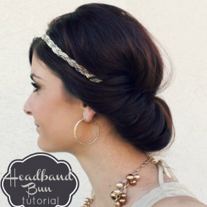Triple Poof Ponytail | Ma Nouvelle Mode