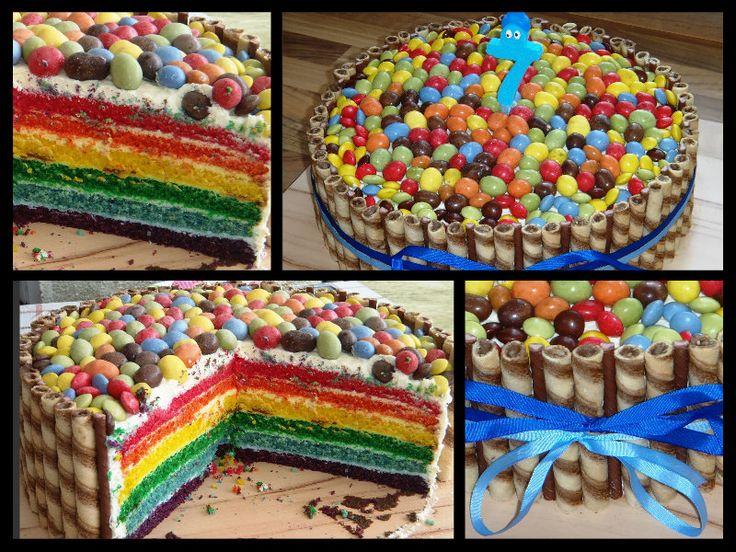 cake rainbow