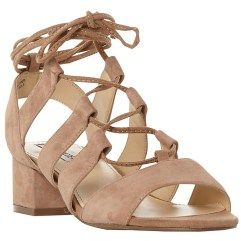Steve Madden Kittyy Tie Up Sandals