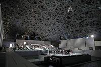 LA SCUOLA DEL SAPERE: Apre il Louvre di Abu Dhabi, è il primo museo d'ar...