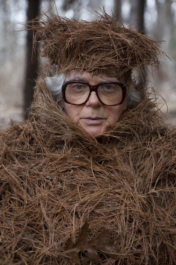 Old Finnish People With Things On Their Heads: Amazing Photo Series