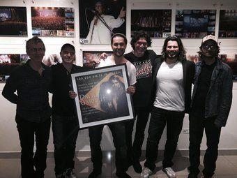 David Garrett & his band- Sao Paulo- 24 Jul,2015 @david_ garrett twitter