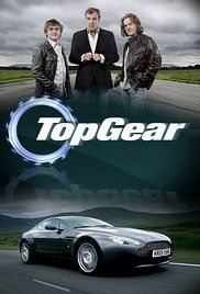 Top Gear Season 14. The hosts talk about everything car-related. From new cars to how they're fueled, this show has it all.