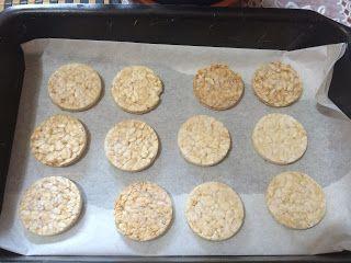 Sabores da Cozinha sem Glúten: Biscoitinhos de grão de arroz integral, linhaça dourada, cebola e sal do Himalaia