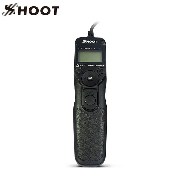 $9.23 (Buy here: https://alitems.com/g/1e8d114494ebda23ff8b16525dc3e8/?i=5&ulp=https%3A%2F%2Fwww.aliexpress.com%2Fitem%2FShoot-MC-DC2-Timer-Remote-Shutter-for-Nikon-D90-D600-D610-D3100-D3200-D3300-D5000-D5100%2F32634401677.html ) SHOOT MC-DC2 Timer Remote Shutter for Nikon D3100 D7000 D90 D600 D610 D3200 D3300 D5000 D5100 D5200 D5300 Digital SLR Cameras for just $9.23