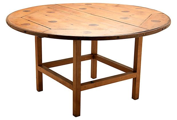 1000 ideas about round wood dining table on pinterest dining tables