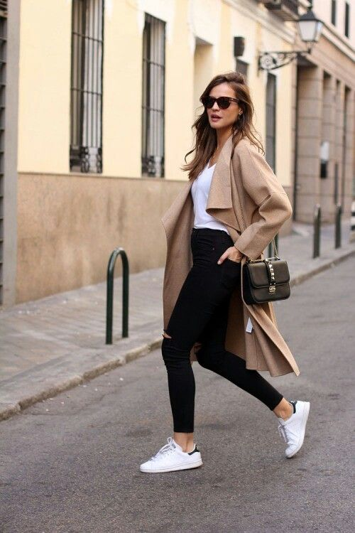 Coat + Superstars