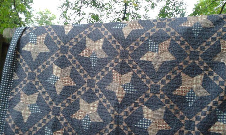 Примитивный virah Белла одеяло коллекция с 2 декоративные наволочки-очень темно приглушенные цвета | Предметы для коллекций, Текстиль (с 1930 г.), Стеганые одеяла | eBay!