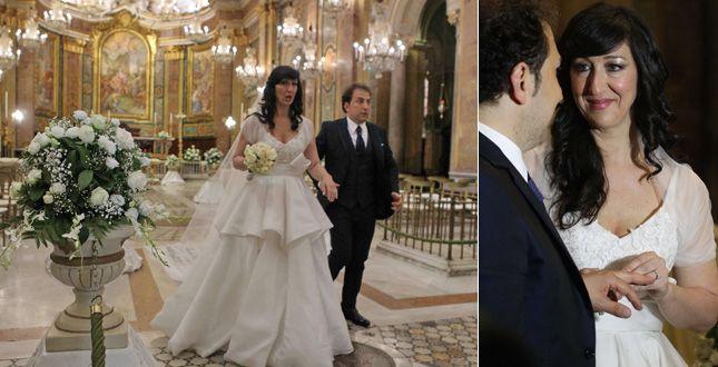 Secondo matrimonio abito bianco