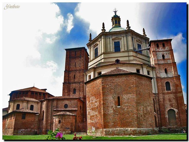 San Lorenzo Maggiore, foto di Luigi Alloni http://www.fotografiapuntodincontro.com/profile/LuigiAlloni?xg_source=activity
