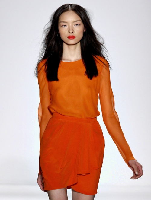 7 best images about Spring Trend: monochromatic on ...
