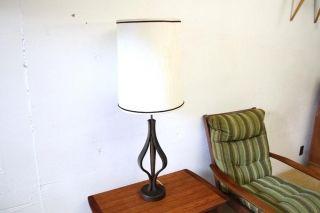 大型 ビンテージ テーブルランプ / Vintage Table Lamp