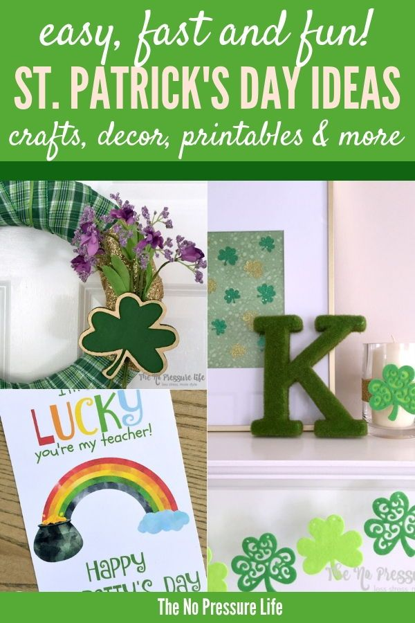 Get Everything You Need For St Patty S Day Including Easy St
