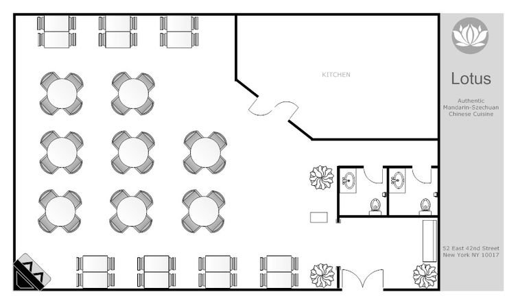 Restaurant floor plan software designer raymond