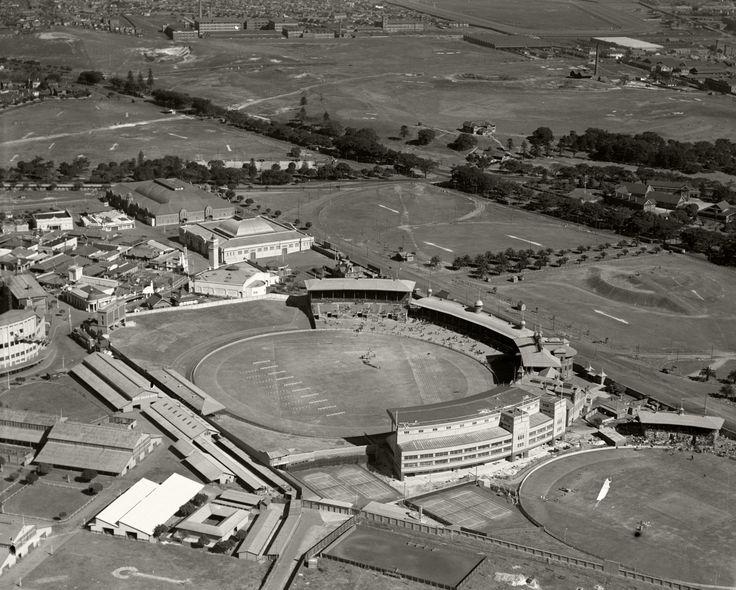 Sydney Showground & Pavilions - 13 Aug.1936