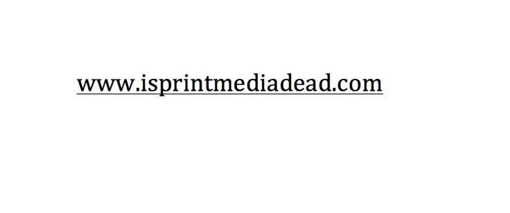 Is Print Media Dead? Midway Evaluation  #Academia #Media #PR #StrategicWriting #2012 #Artshub #Australia #ArtCollector #Blogs #Facebook #Instagram #Introduction #Magazines #Marketing #Media #MediaConsumption #Melbourne #MidwayEvaluation #Oyster #Pinterest #PR #PrintMedia #Research #SocialMedia #Stella #Twitter #Vs.