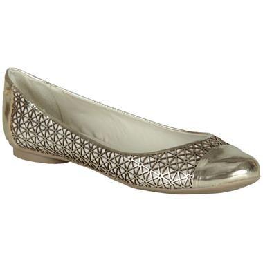 Sapatilha #Capodarte #Ouro #Shoes #Fashion