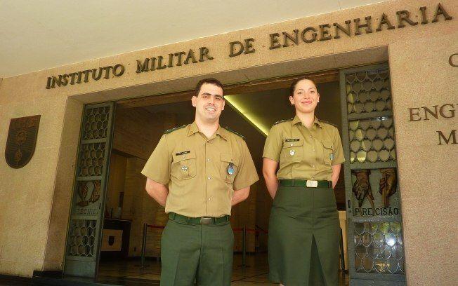 Alunos do IME são os primeiros colocados em academia militar dos EUA.