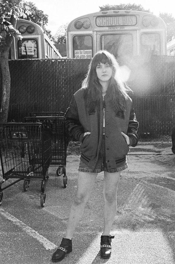 Suburban Summer Editorials - Marisa Chafetz Captured Alaia Baldwin for C-Heads (GALLERY)
