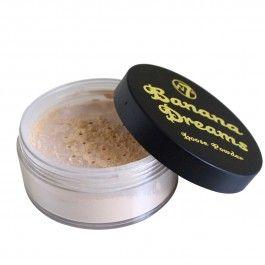 W7 Banana Dreams Loose Face Powder - A dupe for Ben Nye Banana Powder  $8.15 + S/H @ http://www.xtras.co.uk/