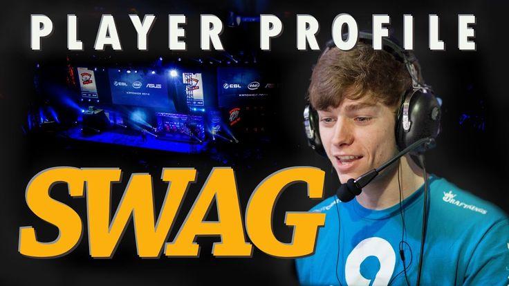"Community Profile: Braxton ""swag"" Pierce #games #globaloffensive #CSGO #counterstrike #hltv #CS #steam #Valve #djswat #CS16"