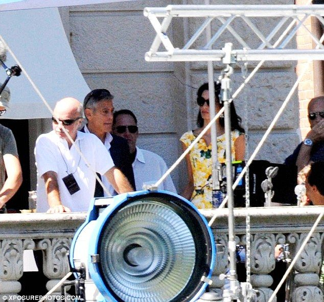 Villa Erba Clooney Con Amal Spot Nespresso Superblindato: 90 Best Images About Villa Erba On Pinterest