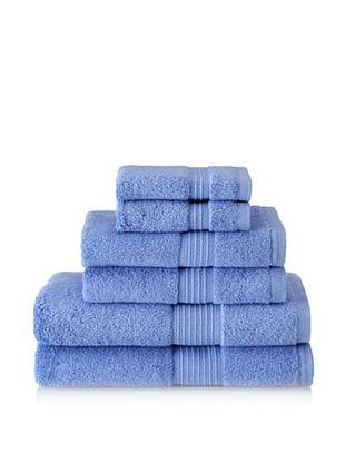 Espalma Prestige 6-Piece Towel Set (Periwinkle)