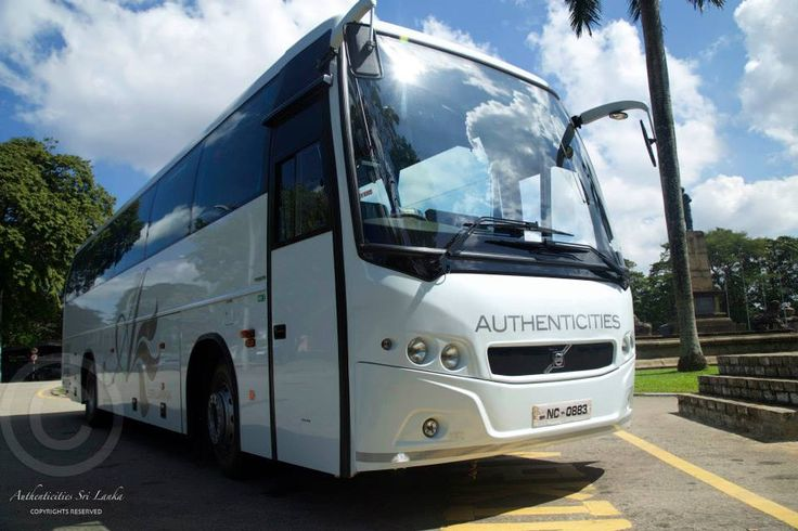 the majestic Volvo 9100 - late 2014 model 49 seater