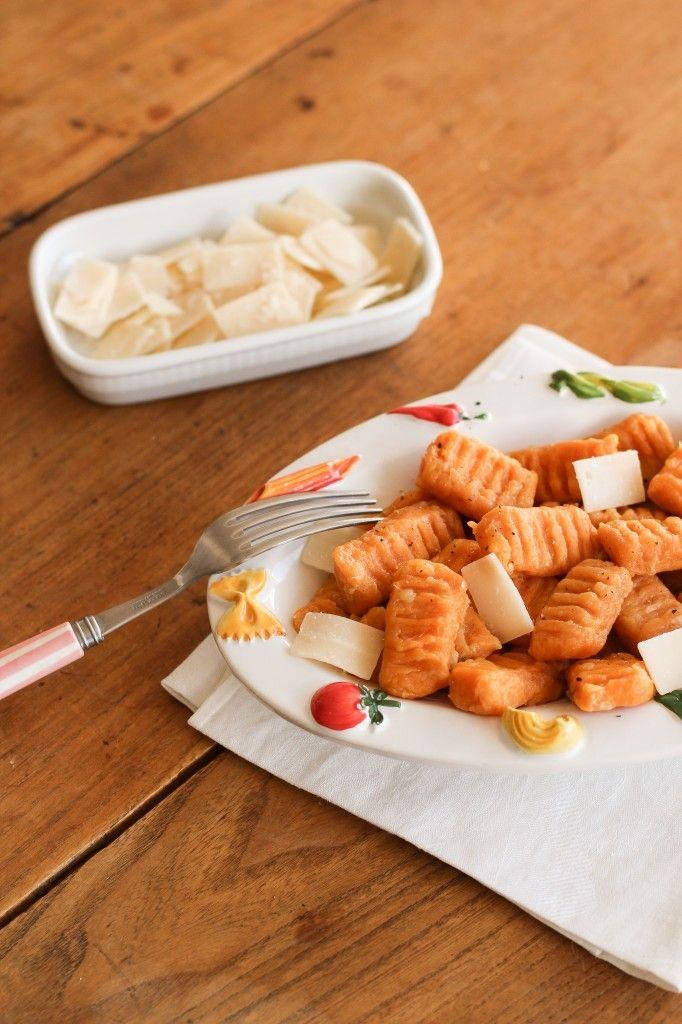 gnocchis de patate douce - sweet potato gnocchi (1 of 1)