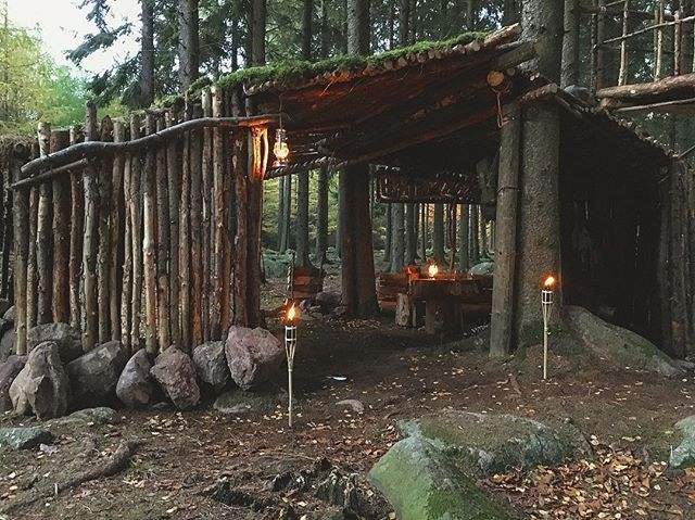 This would be awesome if we own forested property
