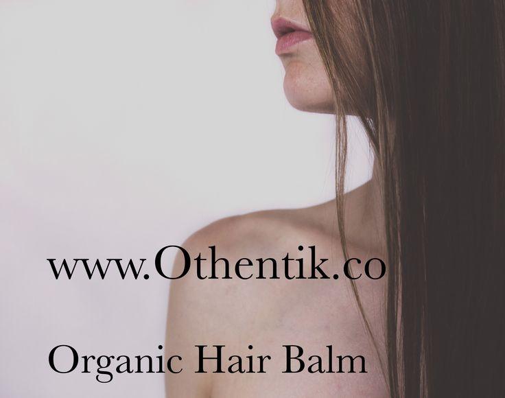 Organic Hair Balm   Othentik