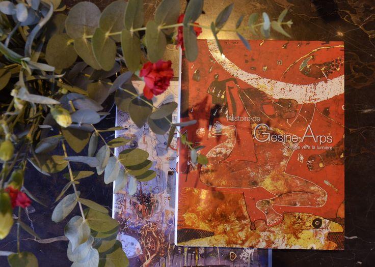 GESINE ARPS Voyage vers la lumiere