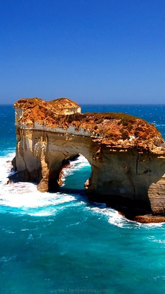 Great ocean road in Australia! One of the most beautiful places I've seen!!! Going back one day!!!