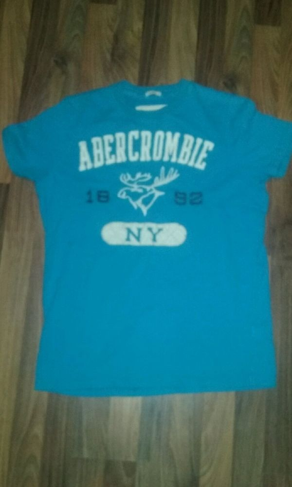 Abercrombie men's muscle shirt size L in Clothing, Shoes & Accessories, Men's Clothing, Casual Shirts | eBay
