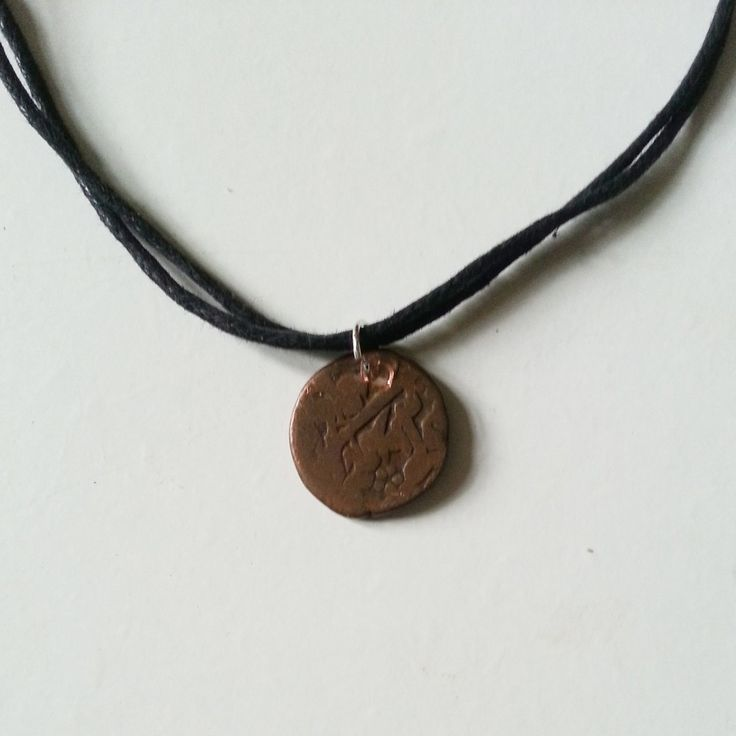 foreign writing coin choker/neckace via The Jewellery Box. Click on the image to see more!