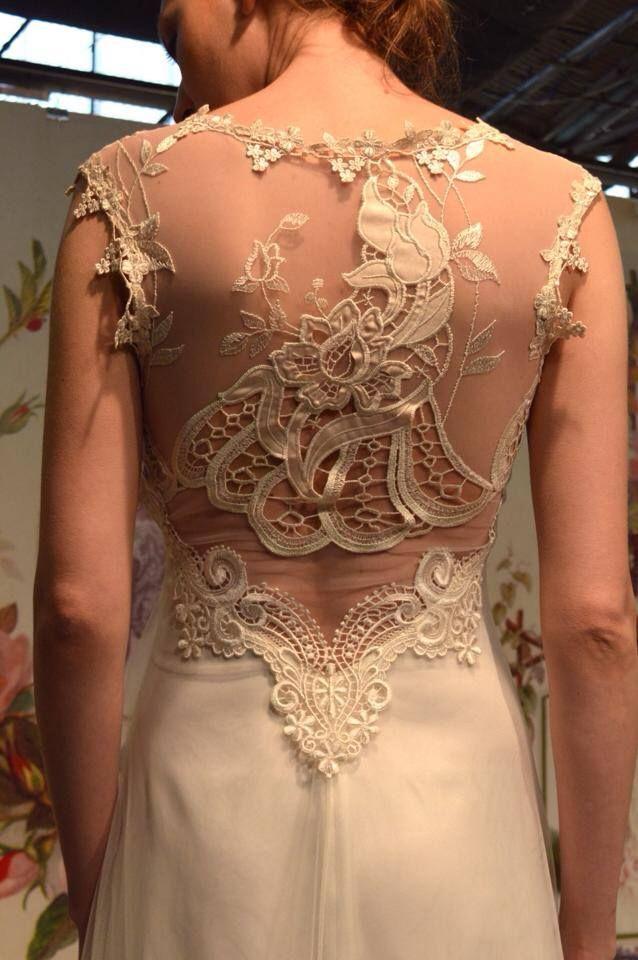 Claire pettibone sonata wedding dress still life for Wedding dress shops in denver